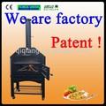 venta caliente portátil de ladrillos del horno asador estufa con precio de fábrica p003