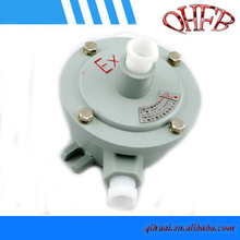 electrical explosion proof round metal junction box