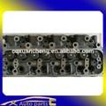 Diesel del motor para nissan td27 engine 8 de la válvula del cilindro la cabeza de montaje 11039- 43g03
