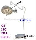 Mobile led operating theatre light / Standing LED OR light