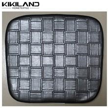 2015 Kikiland classic design cheap wholesale vinyl chair cushion seat pad