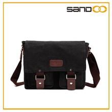 2015 hot sale wholesale men vintage long strap messenger bag