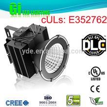 Top quality 5 years warranty DLC UL cUL certificated high power 200 watt LED flood light