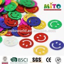 Manufacturer supplier glitter confetti wholesale party confetti