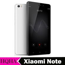 2015 Newest Xiaomi mi note 4G 5.7 inch Quad core MIUI6 Mobile Phone
