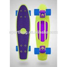 28 inch nickel penny boards skateboard