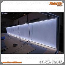 china aluminum advertising picture frame led light box
