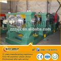 Usado tire de corte de la máquina / de desecho planta de reciclaje