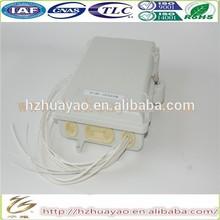 Wall mounted PC splitter Fiber optical splitter box&optical fiber branching device