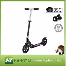 folding 200mm Wheel Foot Kick Scooter For Adult