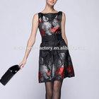 2015 Beautiful fashion slim sexy night dress for women