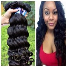 Top quality brazilian hair vendor wholesale grade 7a virgin hair unprocessed