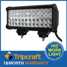 144w Car 12v 12inch 4rows led light bar for offroad,truck,tractor,ATV,UTV,engineering vehicles