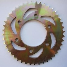 motorcycle sprocket for pulsar made of A3/45# steel