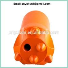 Drill bit and drill rod /Tapered alloy drill bits