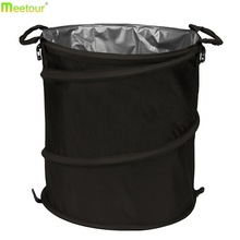 2015 Beach Beer can cooler bag fashion foldable beer barrel cooler bag travel beer cooler bag with iron strings