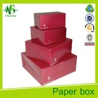 Handmade 12inch wedding favor boxes wedding cake boxes