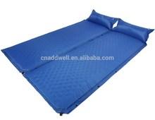outdoor camping self inflating sleeping mat