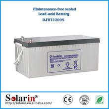 High quality CE ROHS solar dc ac 50hz 2kw gel 12v 3ah motorcycle battery