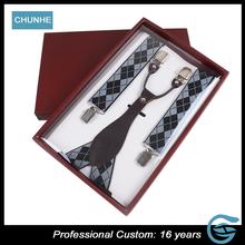 Chunhe Best Price Custom Women Metal Mini Suspender Clips