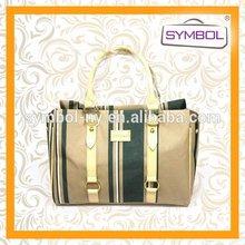 Fashionable best sell modern canvas handbag