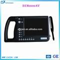 Ec8000av Vet equine equipamentos e portátil de ultra-som veterinário
