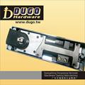 Pivot dugo fecho da porta hidráulico dobradiça para a folha de peso kg 120 k-8300