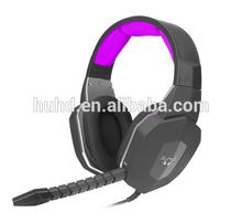 HO-939 gaming headphone,shenzhen computer accessories,inline with decoder