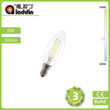 Led filament bulb Led lamp 2w Led indoor light family light