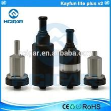 2015 Hcigar kayfun lite plus v2 atomizer addy atomizer exgo w3