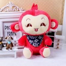 wholesale customed soft stuffed plush monkey,monkey plush toy,plush monkey names