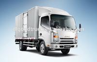 Brand new JAC van box cargo truck N series for sale 0086 15826750255