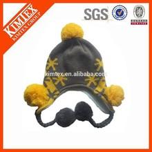 China wholesale custom ear flap hat for children