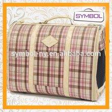 Modern stylish dog carrier pet bag