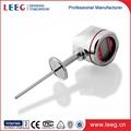 medición de la temperatura de los instrumentos de metal para los diferentes tipos de sensores de nivel