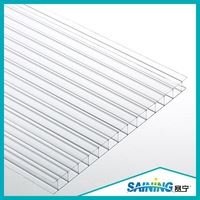 translucent plastic sheet,polycarbonate roofing for green house