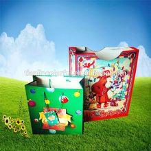 High quality hotsell environmental paper shopping/gift bag