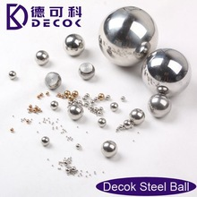 Stainless steel ball factory SS steel sphere bounce ball