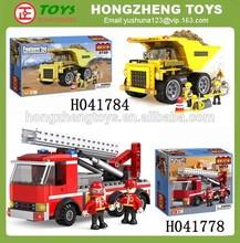 engineering series blocks 423 pcs,building blocks toys,diy educational toys H041784