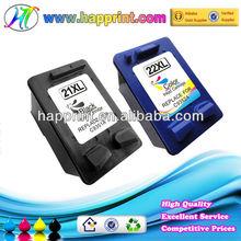 Inkjet Cartridge for Hp 21xl 22xl for Hp21xl Hp22xl C9351A C9352A Cartridge Ink Refill Ink Cartridge