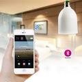 Digitaler mp4-player mit gebaut lampe gehäuse lautsprecher