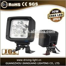 30w led lighting tractor light 4 inch led worklamp 4x4 lift kit 9-32v