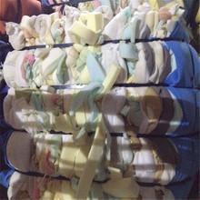 High Quality Mix Color PU Foam Scrap