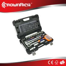 64PCS Industrial /European Style/ Lady Aluminum Tool Box Set