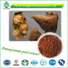 HPLC/UV GMP Factory Pomegranate peel extract powder 40%-95%