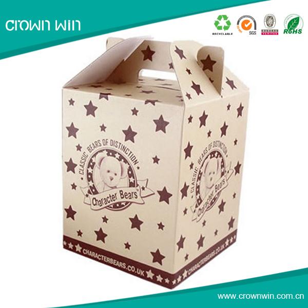 Cute Cardboard Boxes Cute Cardboard Packing Cookie