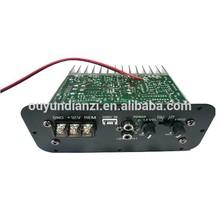 Car Bass Tube DC 12V Voltage Sensitivity Subwoofer