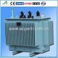 haute tension des transformateurs de distribution 14kv 200 kva transformateur