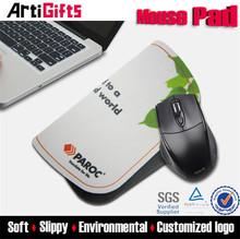 Free Artwork customized hot sale big cartoon photos mouse mat