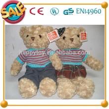 2015 HI CE best quality Valentines Teddy Bears Wholesale,Teddy bear animated plush stuffed toy,plush teddy bear